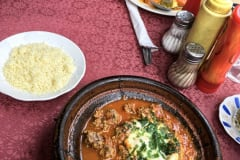FOOD IN TAJINE