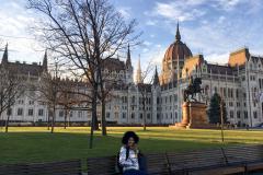 BUDAPEST -Országház