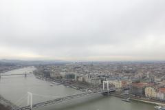 BUDAPEST Gellért Hill and the Citadel