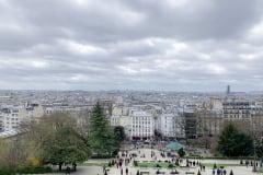 view from Basilique du Sacré-Cœur
